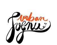 Urban Jugnu/Logo design