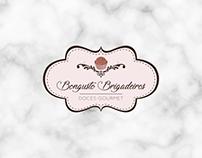 Bongusto Brigadeiros - Logotipo e Cartão de Visitas