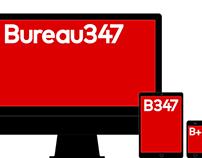 Bureau347 - Brand refresh