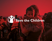 Save the Children - Resource Center Redesign