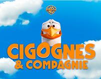 ACTIVATION : La livraison Cigogne (& Compagnie)