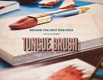 Multi Awesome Tongue Brush – Set and prop design