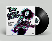 T.Rex Vinyl Cover Redesign