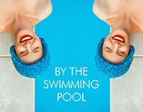 BY THE SWIMMING POOL (COLOR)