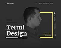 Self branding - Portfolio Webdesign +live preview