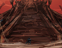 Sequential Art 6 - The Wasteland