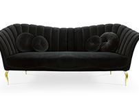 CAPRICHOSA Sofa | By KOKET
