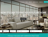 Property website design and development