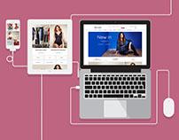 Homepage Re-design