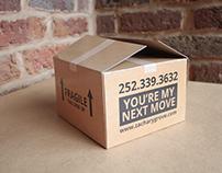 Moving Box Resume