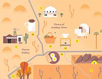 Desert Getaway Map