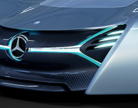 Mercedes ELK  electric concept