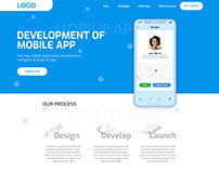 Moble app Development Design