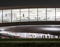 SANAA ARCHITECTS / ROLEX LEARNING CENTER LAUSANNE