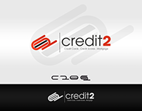 Logo Work for Credit2