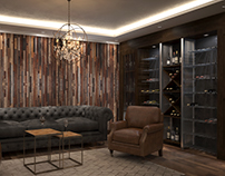 House interior design, Belgrade