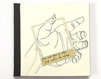 """Six for my Sorrow"" Lyrical Illustration Book"