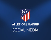 Social Media Atletico Madrid Academy