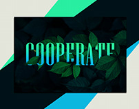 text and leave cooperation