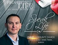 Prophetic Life - Speak Life - Alberta Canada