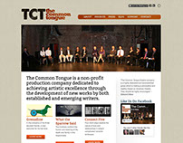 The Common Tongue Website Development and E-Newsletter
