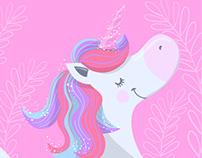 Abcds - 'U is for Unicorn'