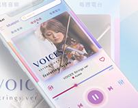 DailyUI 009 MusicPlayer