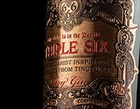 Triple Six Gin