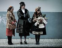 """""""Três Irmãs (Making Of)"""" act#1"""