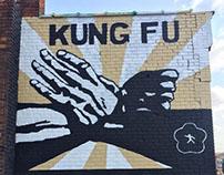 Detroit Kung Fu Academy - Eastern Market, Detroit.