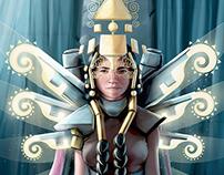 FUTURISTA: Princess