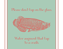 The Aquarium - lyric background
