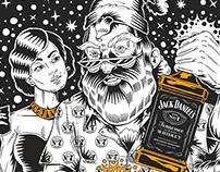 NATAL JACK • Jack Daniel's & Go Elephants Crew