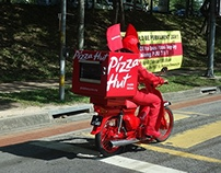 Pizza Hut - Rescue Bike