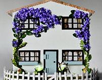 Wisteria Dolls Cottage