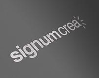 SignumCrea Logo & Kartvizit (2015)