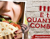 La Piadineria - contest #quantenecombini