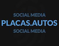 Placas.Autos - Social Media