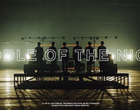 Monsta X - Middle of the night / VFX