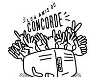 Les amis du Concorde
