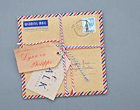 Wedding Mail - Lynn & Philippe