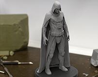Vader sculpt