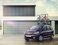 Renault LODGY - Take your world with you