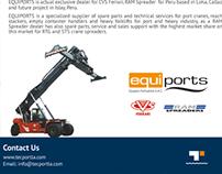 Acquires Equipos Portuarios SAC