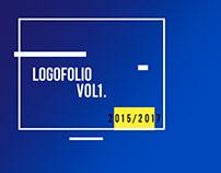 Logofolio vol1 - 2015/2017