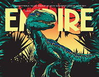 EMPIRE Magazine- Jurassic World