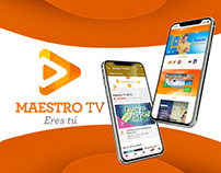 Maestro TV - Estrategia Digital