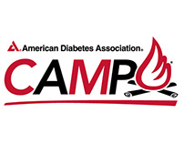 American Diabetes Association CAMP Logo