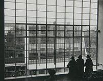 Inside the Bauhaus School