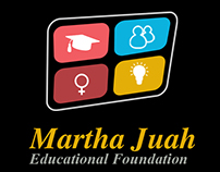 Brand Development for Martha Juah